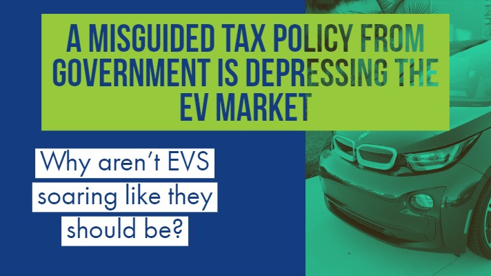 government tax electric cars