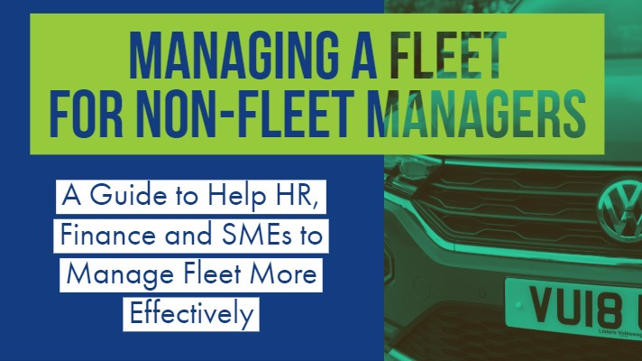 how to manage a company fleet Managing a Fleet for Non-Fleet Managers