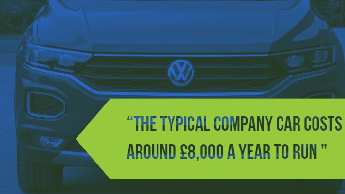 how to manage a company fleet - The typical company car costs around £8,000 a year to run