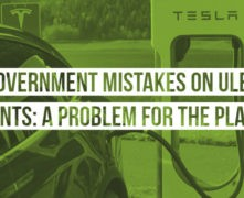 Government Mistakes on ULEV Grants: A Problem for the Planet