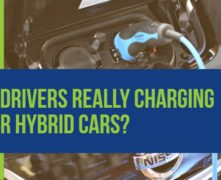 Are People Really Charging Their Hybrid Cars?
