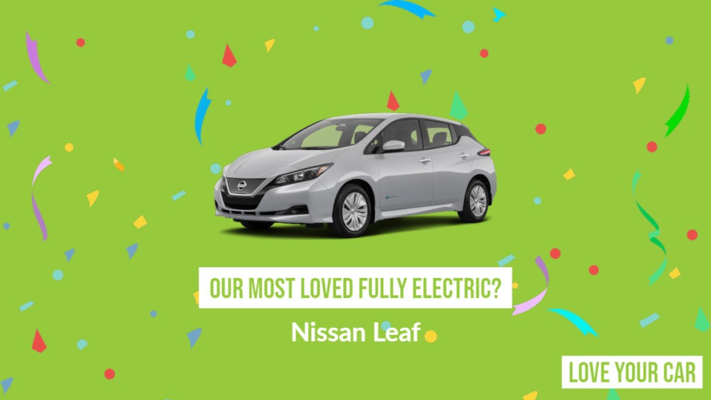 our most loved car electric
