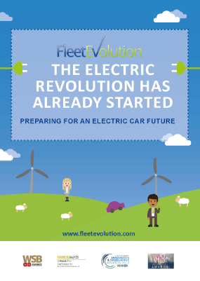 the electric revolution has started