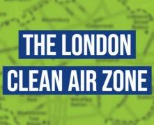london clean air zone