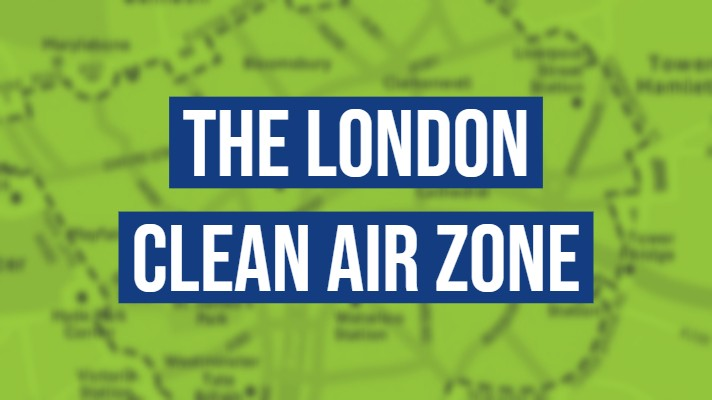 london clean air zone