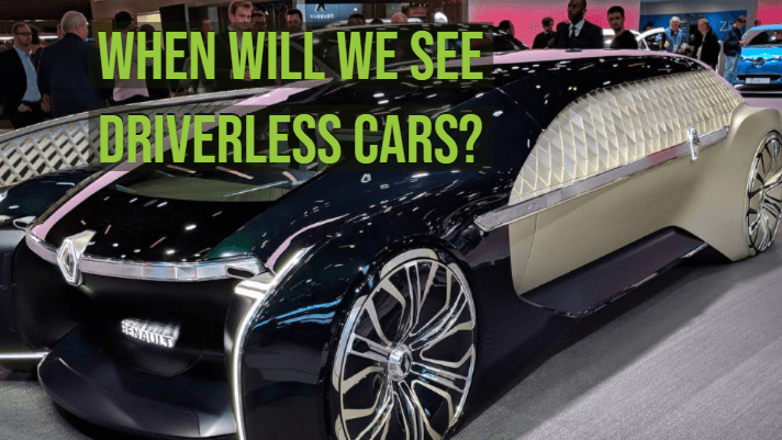 when will we see driverless cars